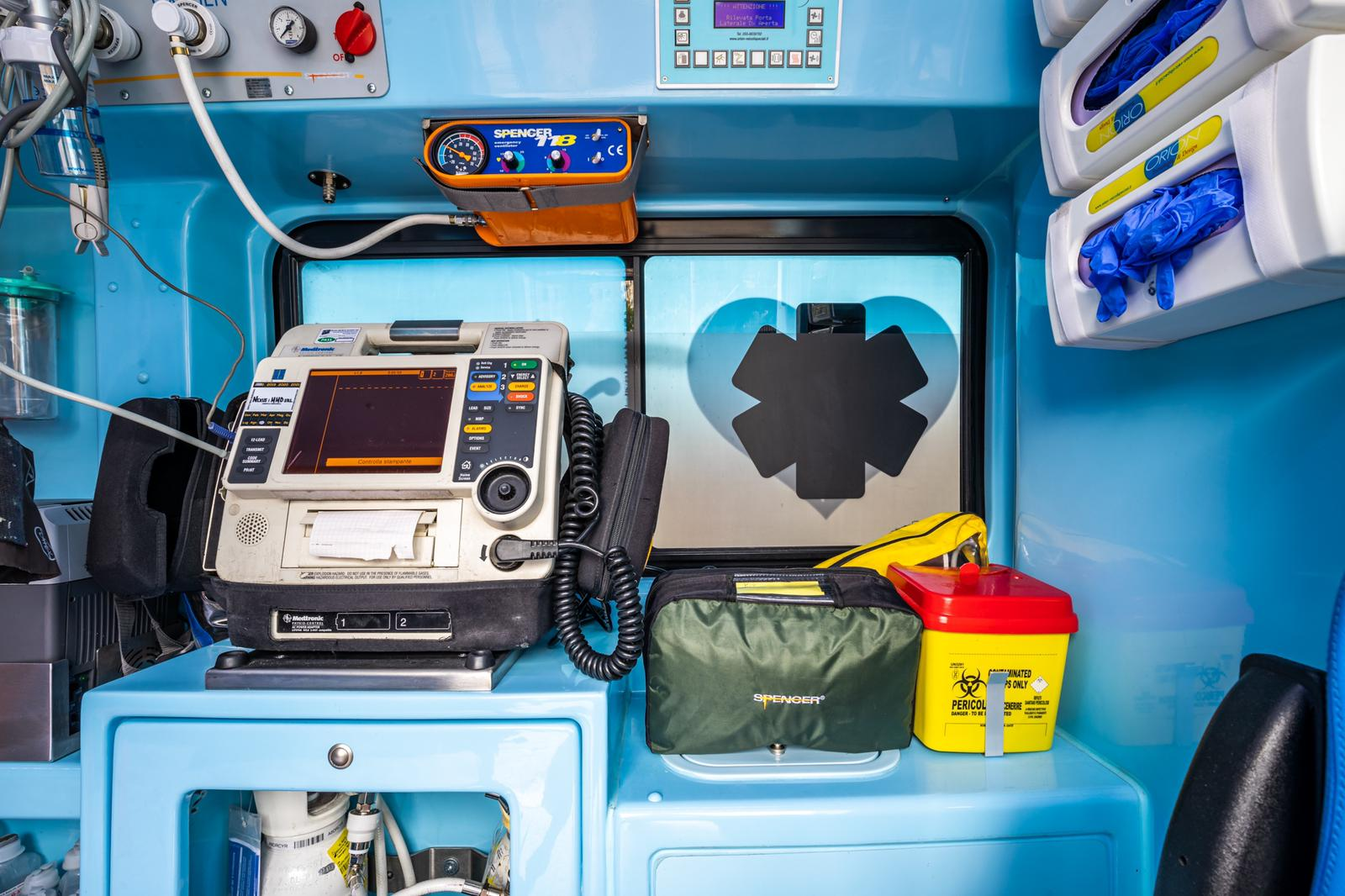 Ambulanze Private Roma