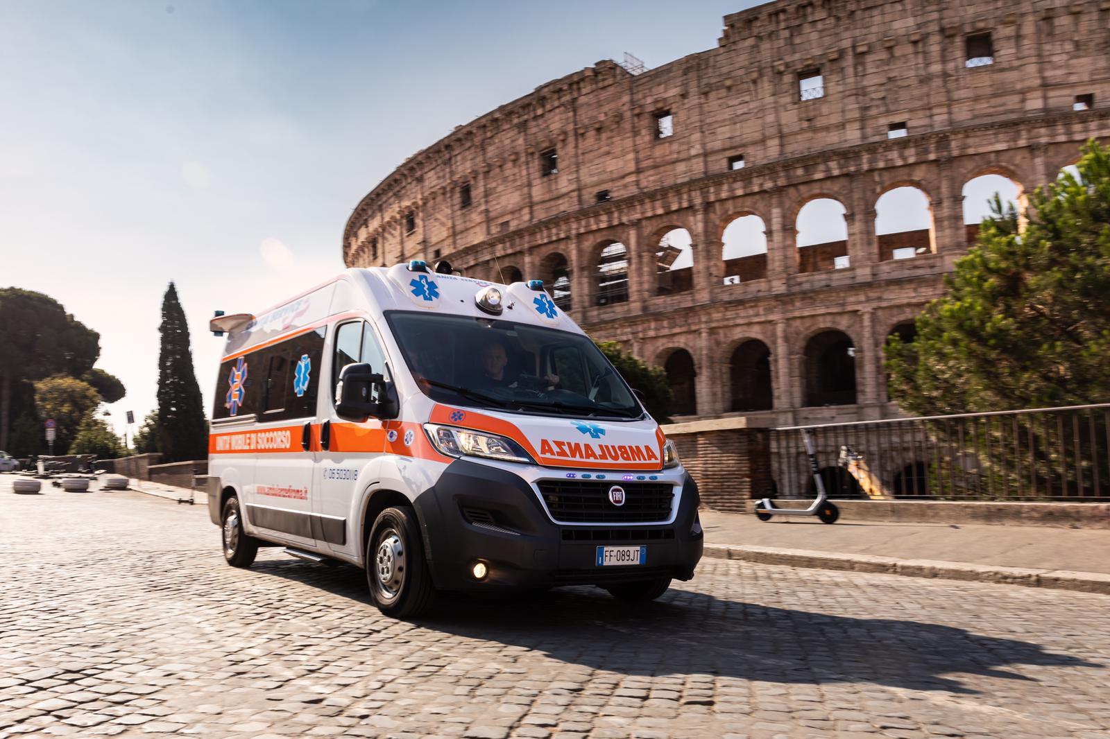 Il miglior servizio di trasporto in ambulanza a Roma