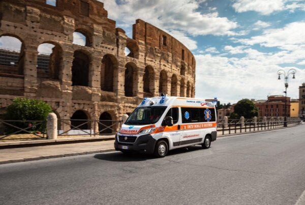 prezzo costo trasporto ambulanza roma ospedale